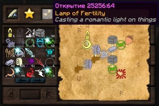 Lamp-of-fertility