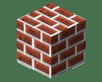 Кирпичный блок в майнкрафт: как сделать своими руками