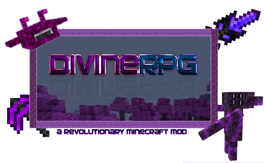 Скачайте мод Divine RPG