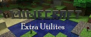 Мод Extra Utilites для майнкрафт 1.7.2