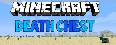 Death Chest - полезный мод майнкрафт 1.7.2