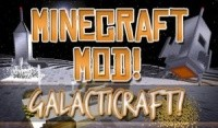 Мод Galacticraft для майнкрафт 1.6.4
