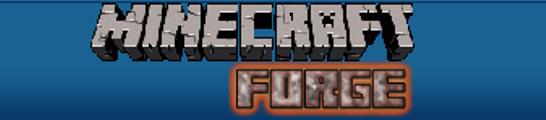Скачать Forge для minecraft