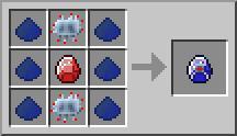 лазуротроновый кристалл в майнкрафте как зарядить #1