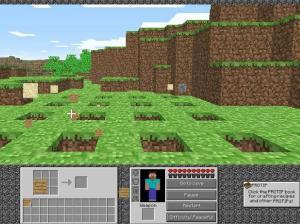 Играйте в раздолбай-крафт в режиме онлайн