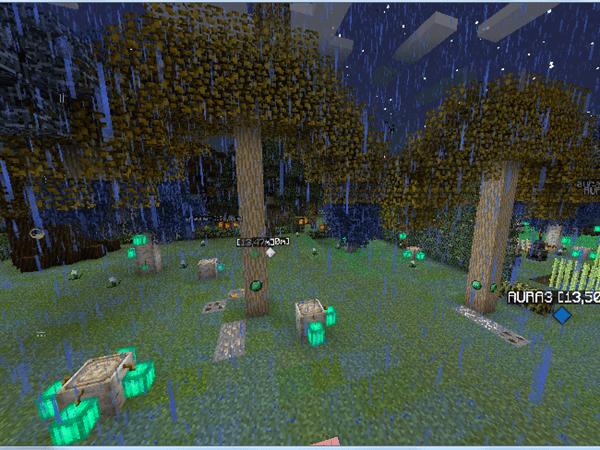 дерево шахтера